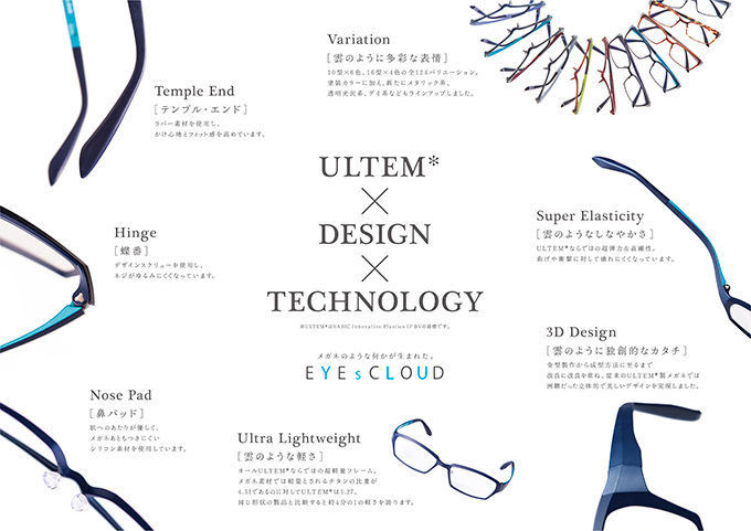 ULTEM×DESIGN×TECHNOLOGY